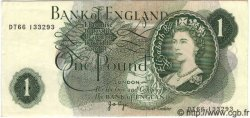 1 Pound ANGLETERRE  1971 P.374g SUP+