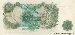 1 Pound ANGLETERRE  1971 P.374g pr.SUP