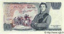 5 Pounds ANGLETERRE  1971 P.378a NEUF