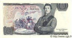 5 Pounds ANGLETERRE  1980 P.378c NEUF