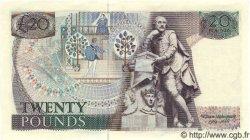 20 Pounds ANGLETERRE  1988 P.380e SPL+