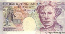 20 Pounds ANGLETERRE  1993 P.384b NEUF