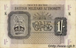 1 Shilling ANGLETERRE  1943 P.M002 TTB