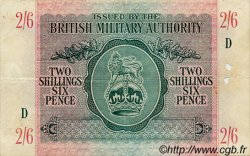 2 Shillings 6 Pence ANGLETERRE  1943 P.M003 TB