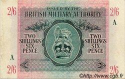 2 Shillings 6 Pence ANGLETERRE  1943 P.M003 TTB+
