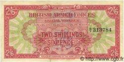 2 Shillings 6 Pence ANGLETERRE  1946 P.M012a TTB+