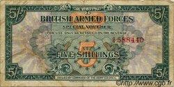 5 Shillings ANGLETERRE  1946 P.M013a B+