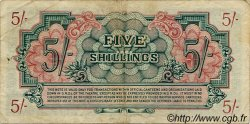 5 Shillings ANGLETERRE  1946 P.M013a TB à TTB
