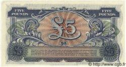 5 Pounds ANGLETERRE  1958 P.M023 NEUF