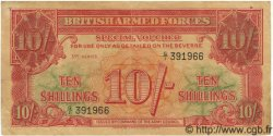 10 Shillings ANGLETERRE  1956 P.M028a pr.TTB