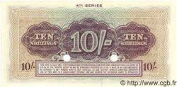 10 Shillings ANGLETERRE  1962 P.M035b NEUF