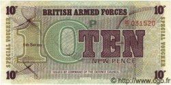 10 New Pence ANGLETERRE  1972 P.M045 pr.NEUF