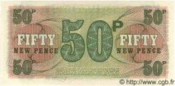 50 New Pence ANGLETERRE  1972 P.M046 NEUF
