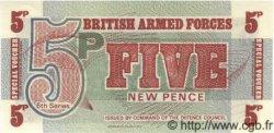 5 New Pence ANGLETERRE  1972 P.M047 NEUF