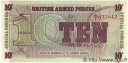 10 New Pence ANGLETERRE  1972 P.M048 NEUF