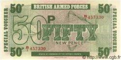 50 New Pence ANGLETERRE  1972 P.M049 NEUF