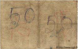50 Rupees SEYCHELLES  1942 P.10 B