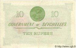 10 Rupees SEYCHELLES  1963 P.12c pr.SUP