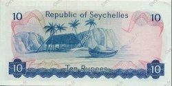 10 Rupees SEYCHELLES  1976 P.19 SPL