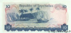 10 Rupees SEYCHELLES  1976 P.19a NEUF