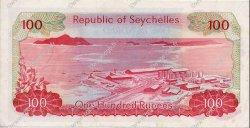 100 Rupees SEYCHELLES  1977 P.22 TTB+