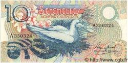10 Rupees SEYCHELLES  1980 P.23 NEUF