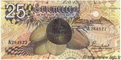 25 Rupees SEYCHELLES  1979 P.24a NEUF