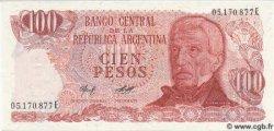 100 Pesos ARGENTINE  1976 P.297 NEUF