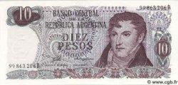 10 Pesos ARGENTINE  1976 P.300 NEUF
