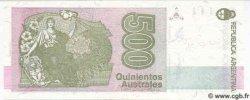 500 Australes ARGENTINE  1988 P.328b NEUF