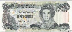 50 Cents BAHAMAS  1984 P.42 NEUF