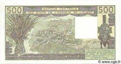 500 Francs BURKINA FASO  1983 P.306Cf NEUF