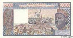 5000 Francs BURKINA FASO  1990 P.308Cn NEUF