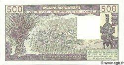 500 Francs SÉNÉGAL  1985 P.706Kh NEUF