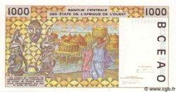 1000 Francs TOGO  1994 P.811Td NEUF
