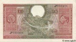 100 Francs - 20 Belgas BELGIQUE  1943 P.123 SUP