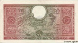 100 Francs Ou 20 Belgas BELGIQUE  1943 P.123 SUP