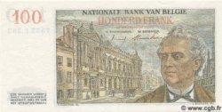 100 Francs BELGIQUE  1957 P.129b NEUF