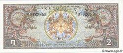 2 Ngultrum BHOUTAN  1981 P.06 NEUF
