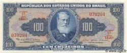 100 Cruzeiros BRÉSIL  1964 P.170c NEUF