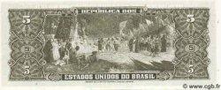 5 Cruzeiros BRÉSIL  1964 P.176d NEUF