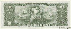 1 Centavo sur 10 Cruzeiros BRÉSIL  1967 P.183b NEUF