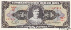 5 Centavos sur 50 Cruzeiros BRÉSIL  1967 P.184a NEUF