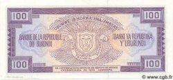 100 Francs BURUNDI  1993 P.29c NEUF