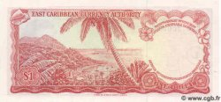 1 Dollar CARAÏBES  1965 P.13n NEUF