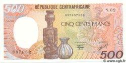 500 Francs CENTRAFRIQUE  1986 P.14 pr.NEUF