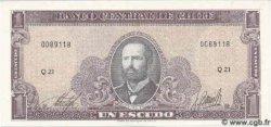 1 Escudo CHILI  1964 P.136 NEUF