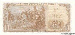 10 Escudos CHILI  1976 P.143 NEUF
