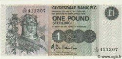 1 Pound ÉCOSSE  1985 P.211c NEUF