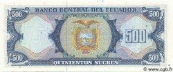 500 Sucres ÉQUATEUR  1988 P.124A NEUF